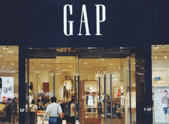 Gap Has Confirmed It Will Close All Of Its 81 UK & Ireland Stores