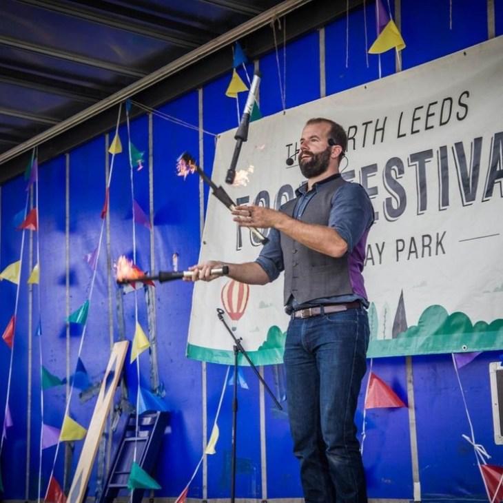 North Leeds Food Festival 2021