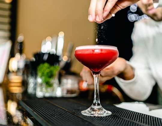 This Leeds Bar Is Selling Lemon Sherbert, Parma Violet & Sweet Themed Cocktails