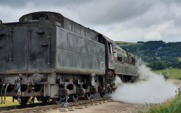 Mission: Impossible 7 Film Crew Spotted Filming Huge Train Crash Stunt In The Peak District