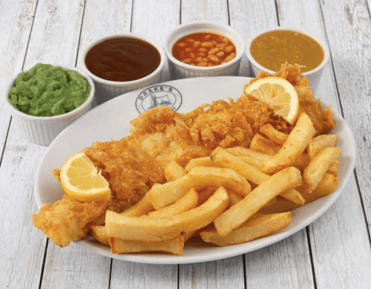 Yorkshire Seaside Fish & Chips Have Been Named Best In The UK