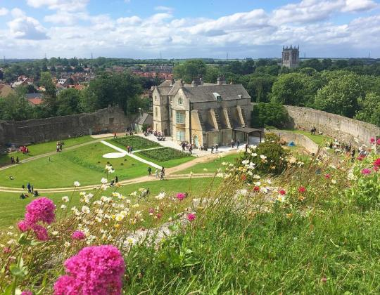 The 'Secret' Tickhill Castle Announces Its Special Opening Date For 2021