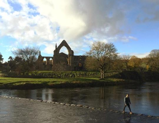 5 Of The Most Fun Stepping Stone Walks In Yorkshire To Do This Summer