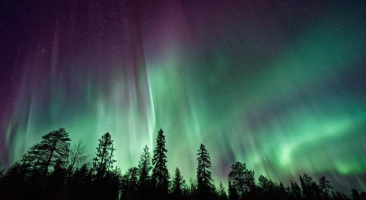 You May Be Able To Catch A Glimpse Of The Northern Lights In Yorkshire Tonight