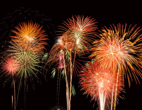 Sainsbury's Has Become The First Supermarket To Stop The Sale Of Fireworks This Year