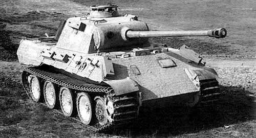 surviving panzers