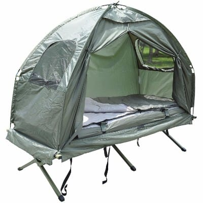 #7 Outsunny Compact Portable Pop-Up Tent