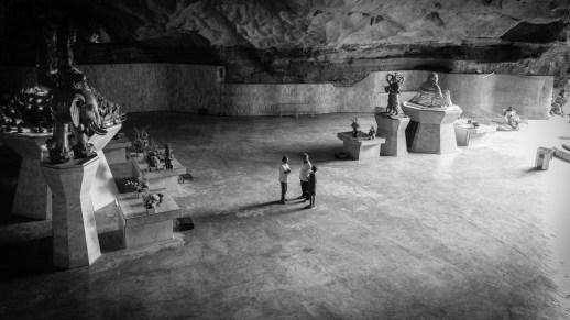 Kek Lok Tong Cave Temple.