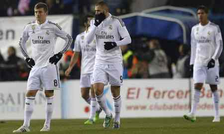 Real Madrid may sell two of their big stars during the summer