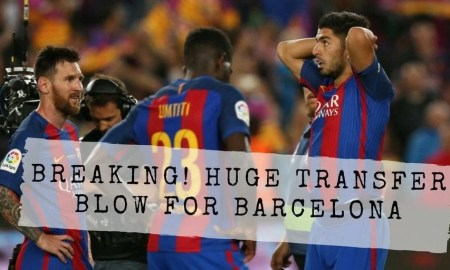 Blow for Barcelona as 100 million target rejects their advances