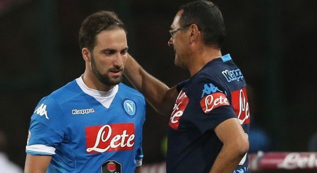 Chelsea close in on Higuain deal
