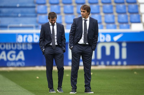 Real Madrid sack Julen Lopetegui after a terrible start to their season