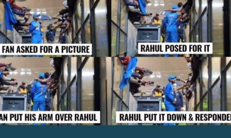 WATCH: Dont Miss KL Rahul's Heart warming reaction to a Fan