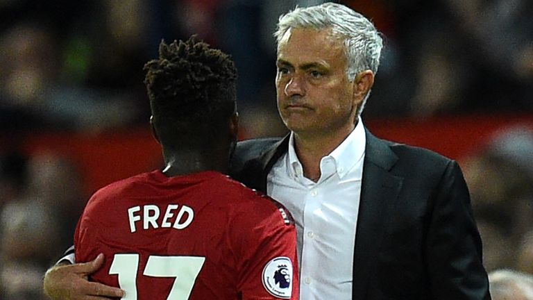 Fred's agent reveals the future for the Brazilian at Old Trafford