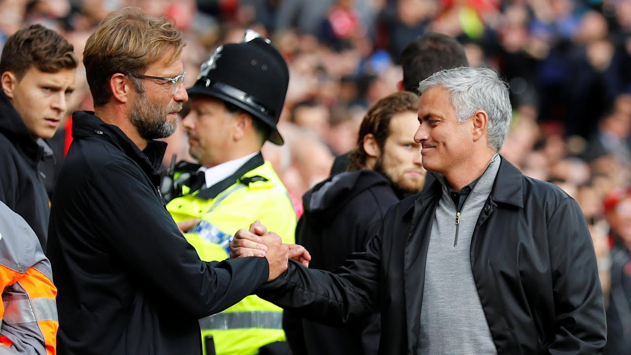 Jurgen Klopp responds to Jose Mourinho's trophy jibe