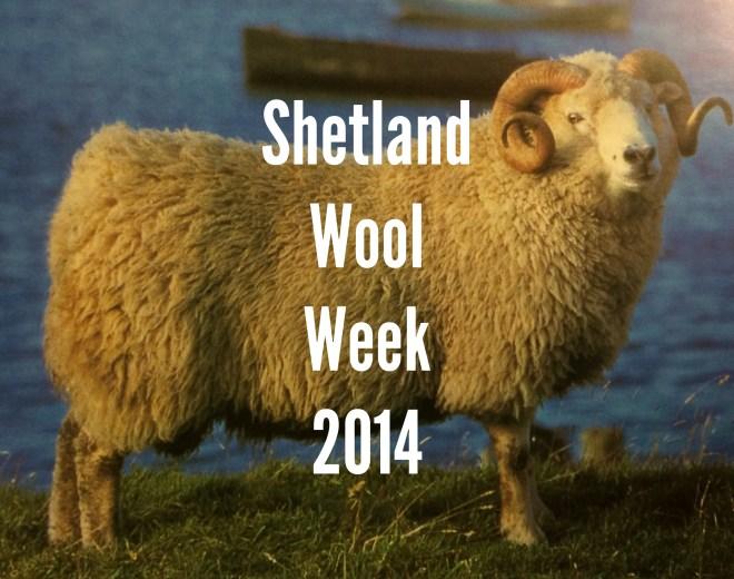 Shetland Wool Week 2014