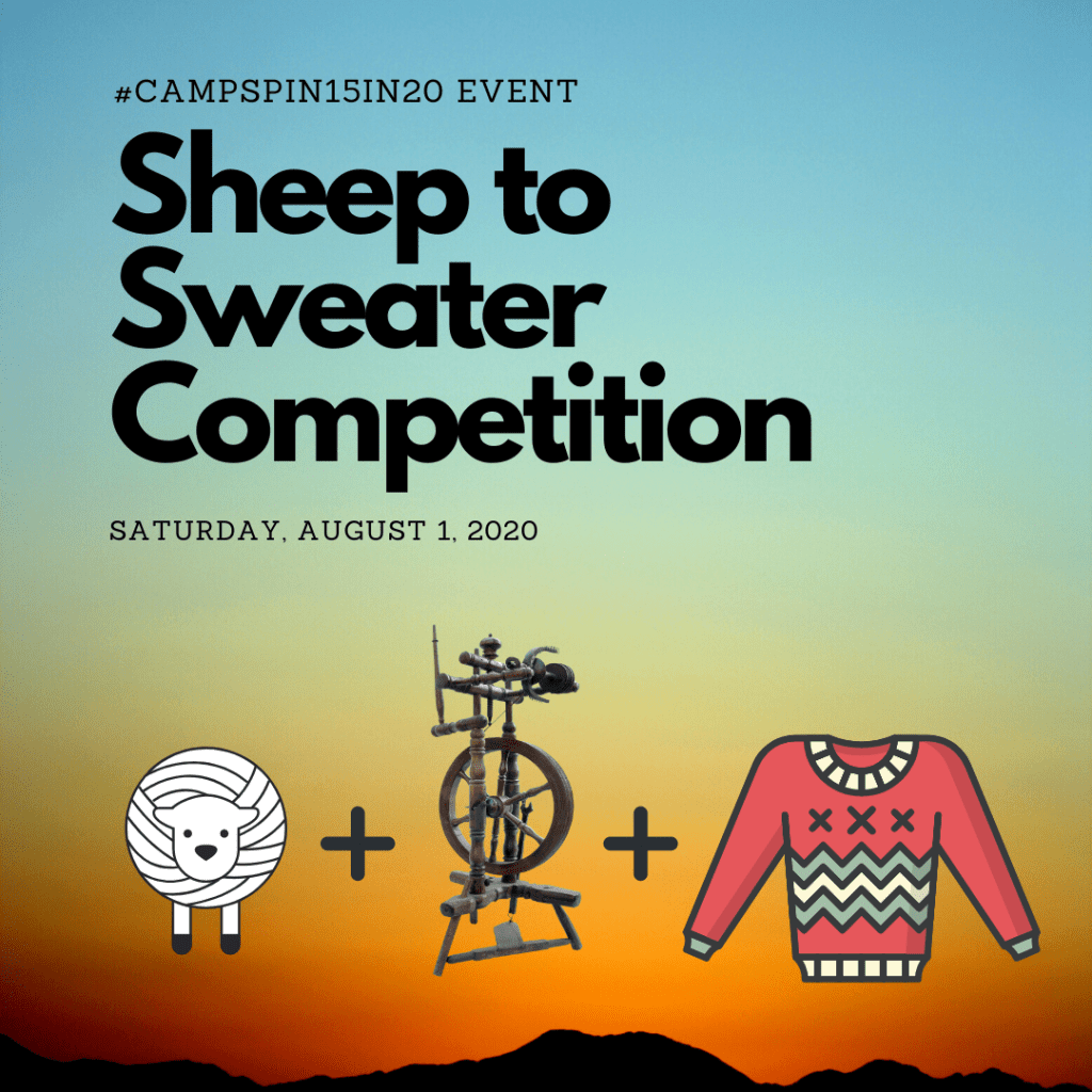 Sheep to Sweater IG Post