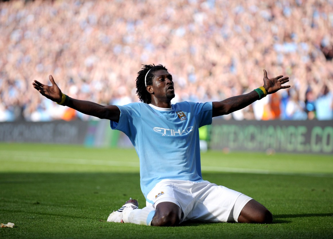Emmanuel Adebayor Doesn't Donate To Charity, So What