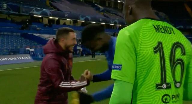 Hazard Muerto De La Risa: Chelsea vs Real Madrid