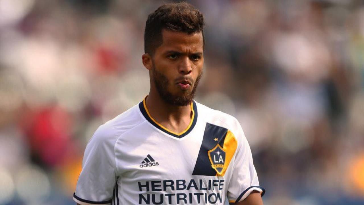 Giovani Dos Santos Attacks La Galaxy Teammates For