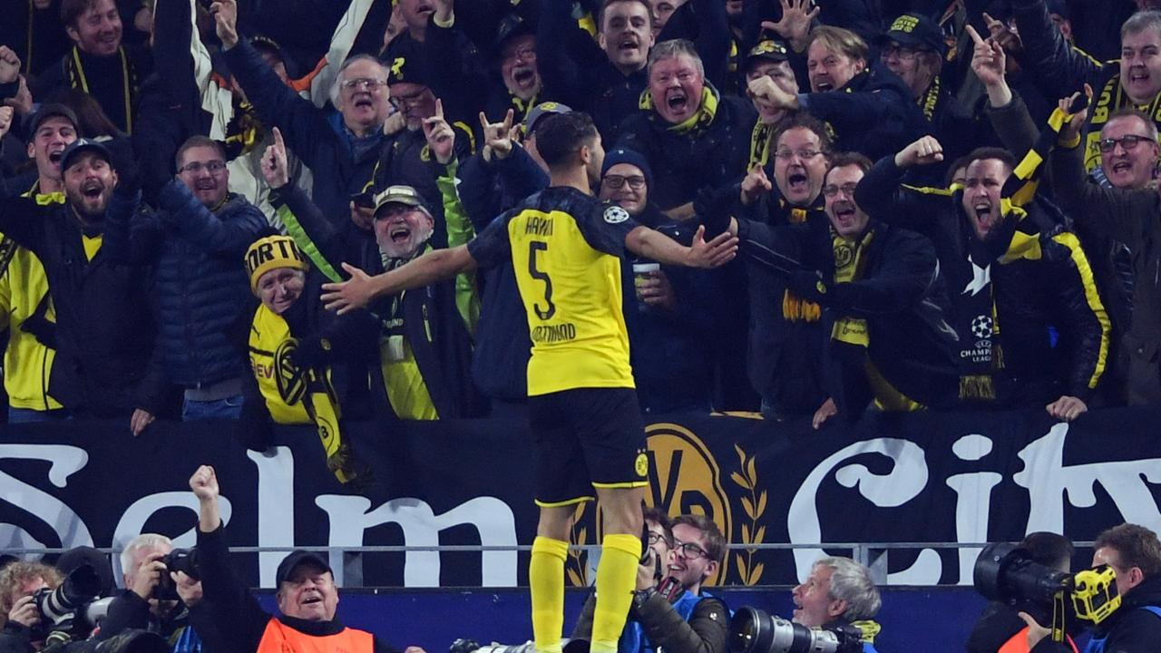 Borussia Dortmund Vs Paderborn 2019 Bundesliga Highlights