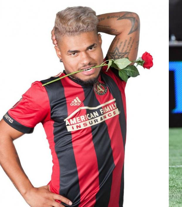 Josef Martinez Is Mad Because Of His Sexy Valentines Day