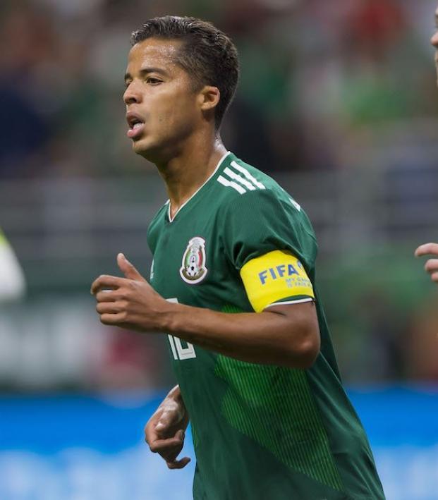 Giovani Dos Santos La Galaxy Salary Now Looks A Complete Waste