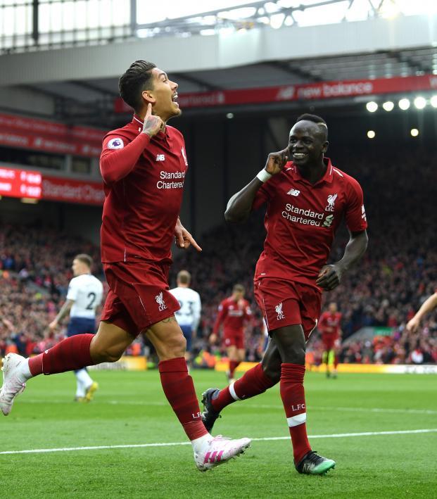 Liverpool Vs Tottenham 2019 Highlights 90th Minute Own