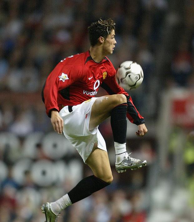 Number 12 from the channel 4 show 100 greatest sporting moments 1995: Feeling The Man United Nostalgia Old Cristiano Ronaldo Youtube Video Brings It Home