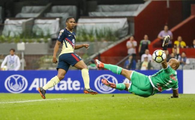 Club America Vs Tauro In Concacaf Champions League