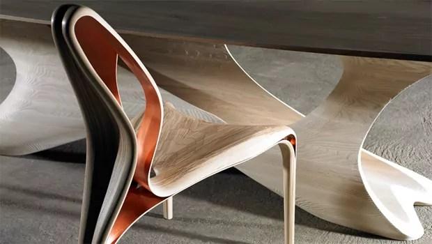 Works by Irish Furniture Designer Joseph Walsh  OEN