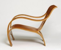 Gerald Summers Bent Plywood Armchair