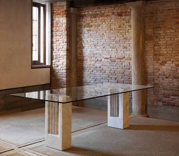 The Tables of Carlo Scarpa  OEN