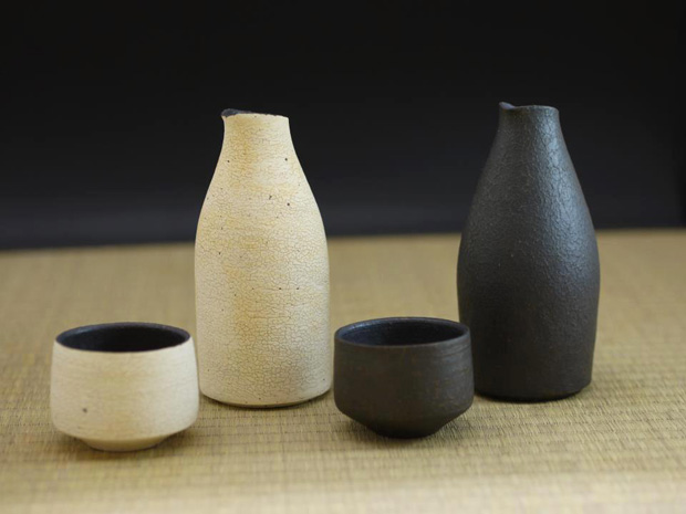 works by japanese ceramic