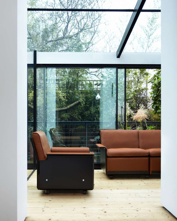 swivel chair base replacement wood recliner 620 programme, adapt and change by vitsoe | oen