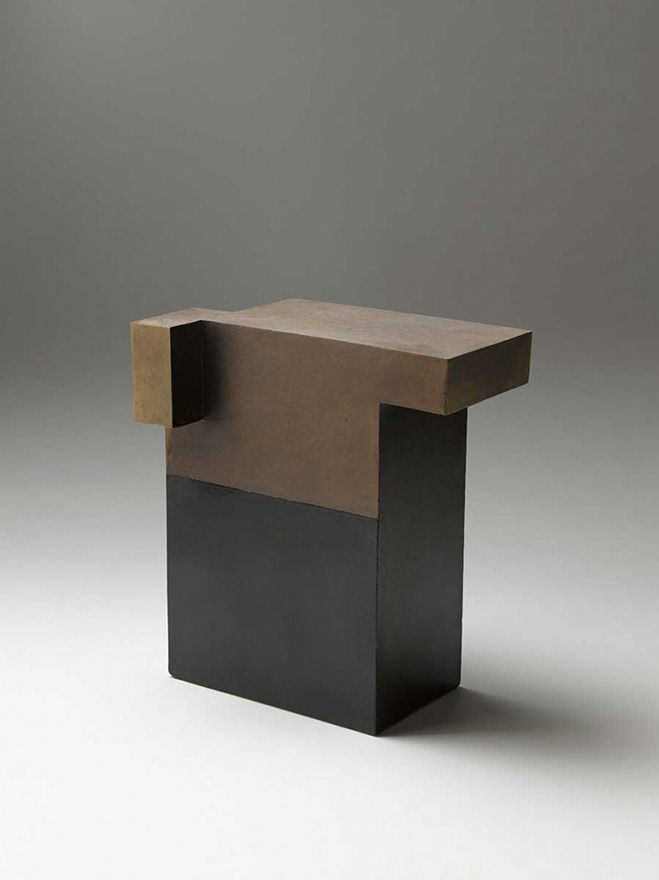 The Geometric Passion Ceramic Sculptures By Spanish