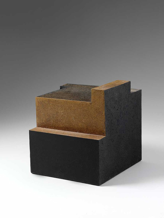 The Geometric Passion  Ceramic Sculptures by Spanish Artist Enric Mestre  OEN