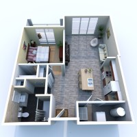 1 Bedroom Apartments in Wauwatosa