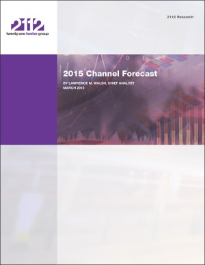 2112 Research - 2015 Channel Forecast