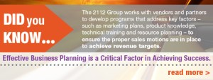 Did You Know... Business Planning