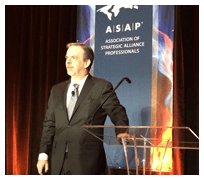 Larry Walsh, ASAP Event