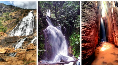 Nigerian Tourism - Waterfalls