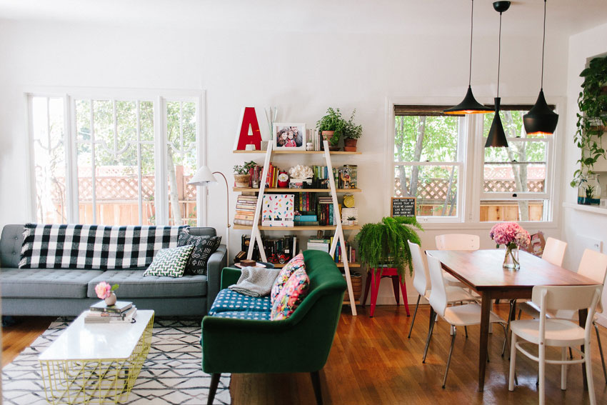 Design Sponge Home Tour Photography By Abi Q The 256 Project