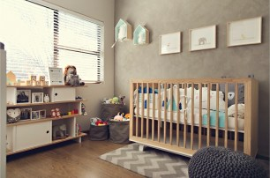 Baby Jake's Mom nursery. Photography by Photo Chanelle