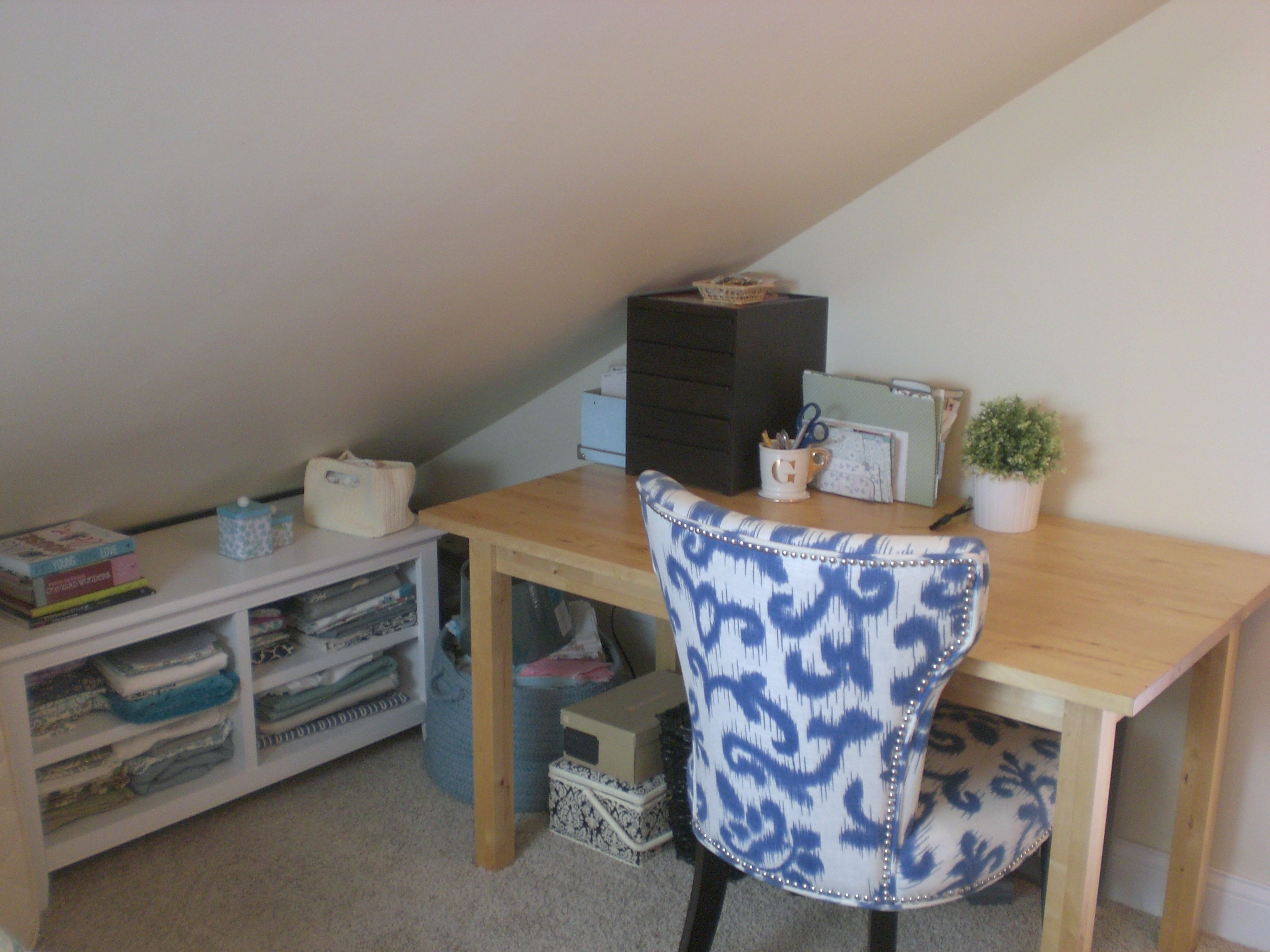 Finding Space The New Craft Nook