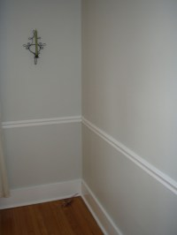 Chair Rails On Walls Pictures to Pin on Pinterest - PinsDaddy