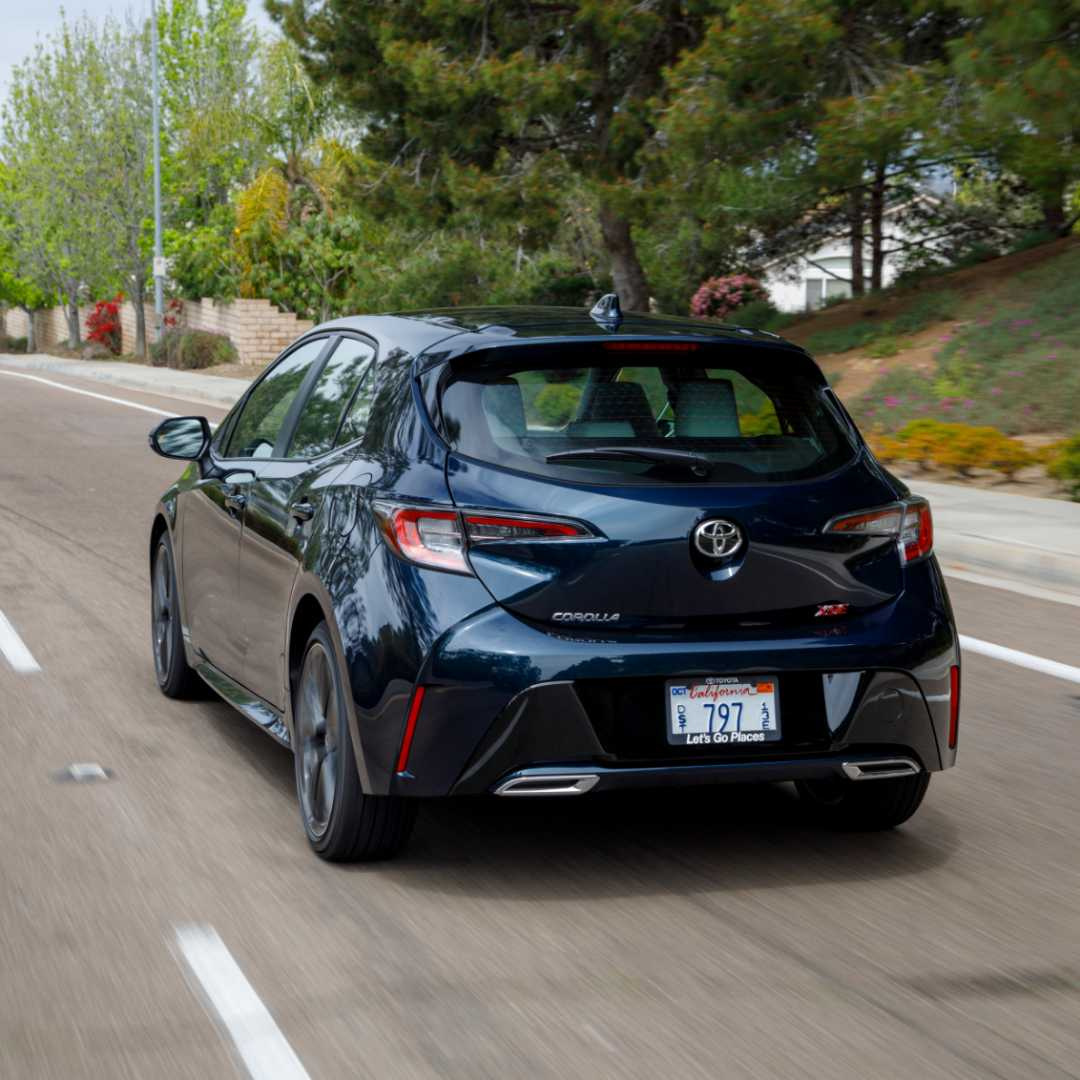 Toyota, Corolla, 360 magazine, hatchback