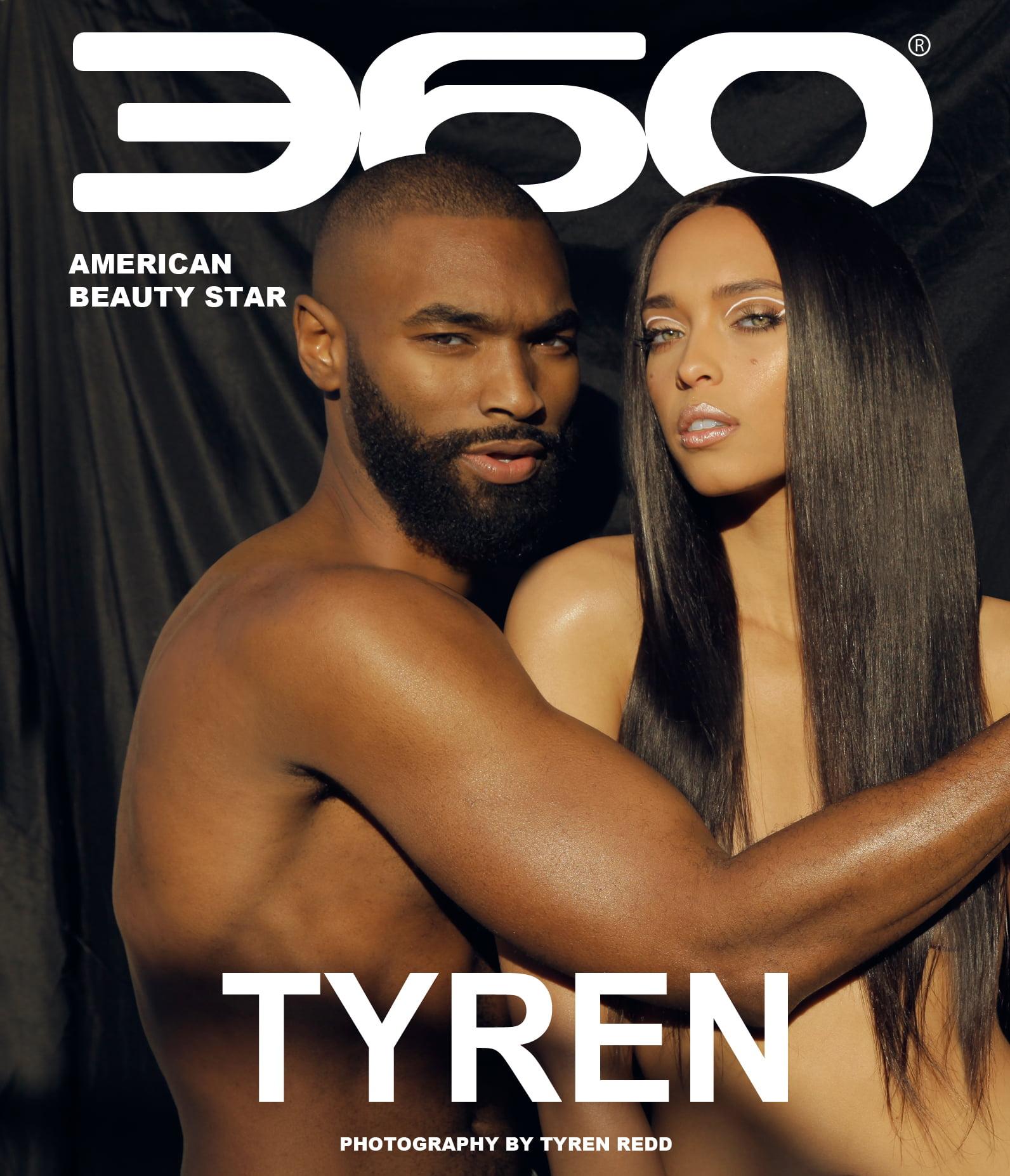 360 magazine, tyren redd