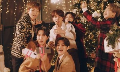 BTS - Dynamite Holiday Remix Mp3 Download
