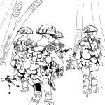 snow troops 001